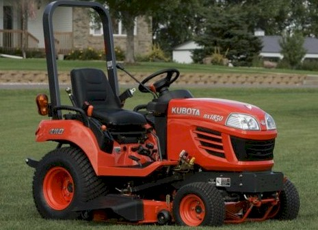 Kubota Tractors, Mowers and RTV - Industrial Replacements